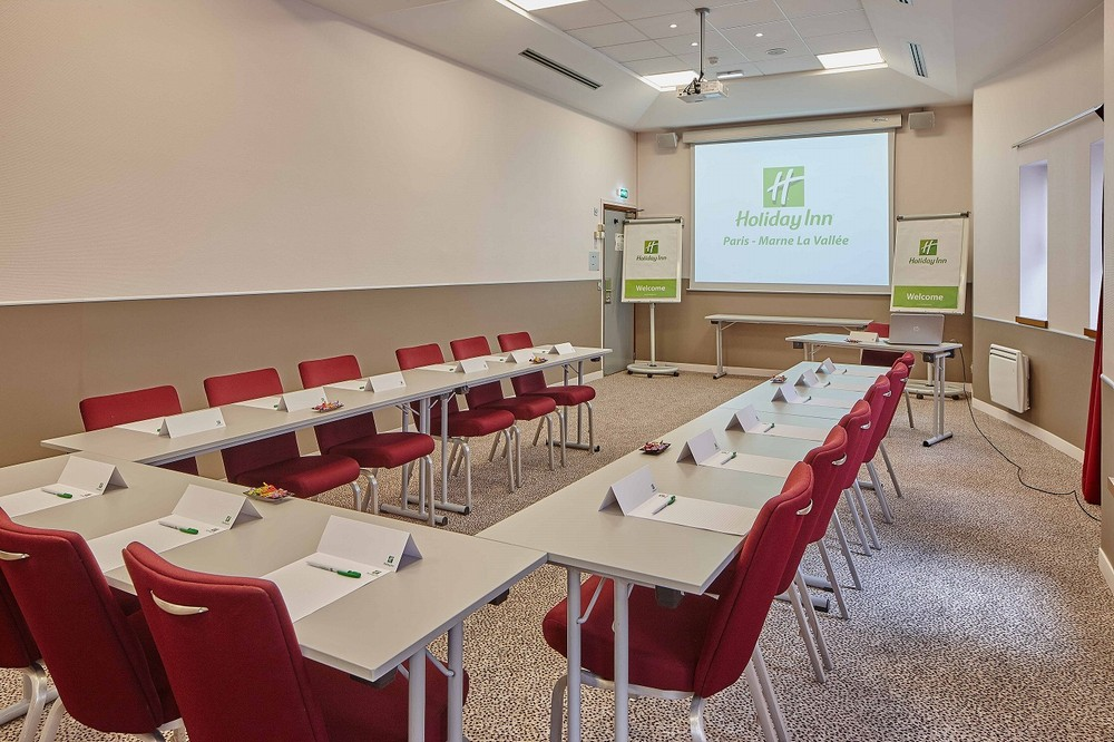 AMSTERDAM - Holiday Inn Paris - Marne La Vallee