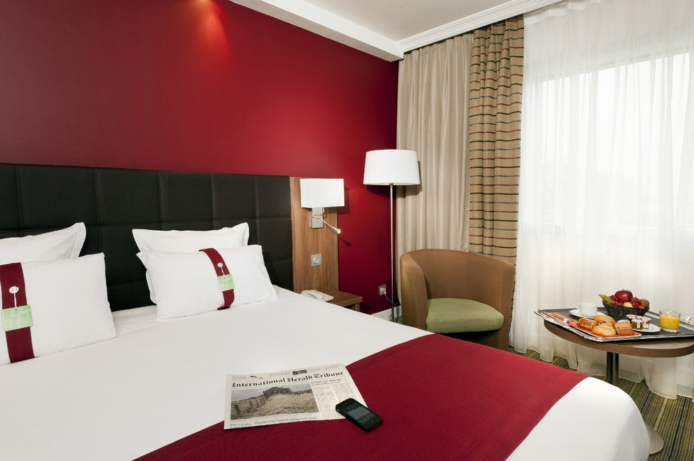 Holiday inn paris - marne valley - habitacion doble