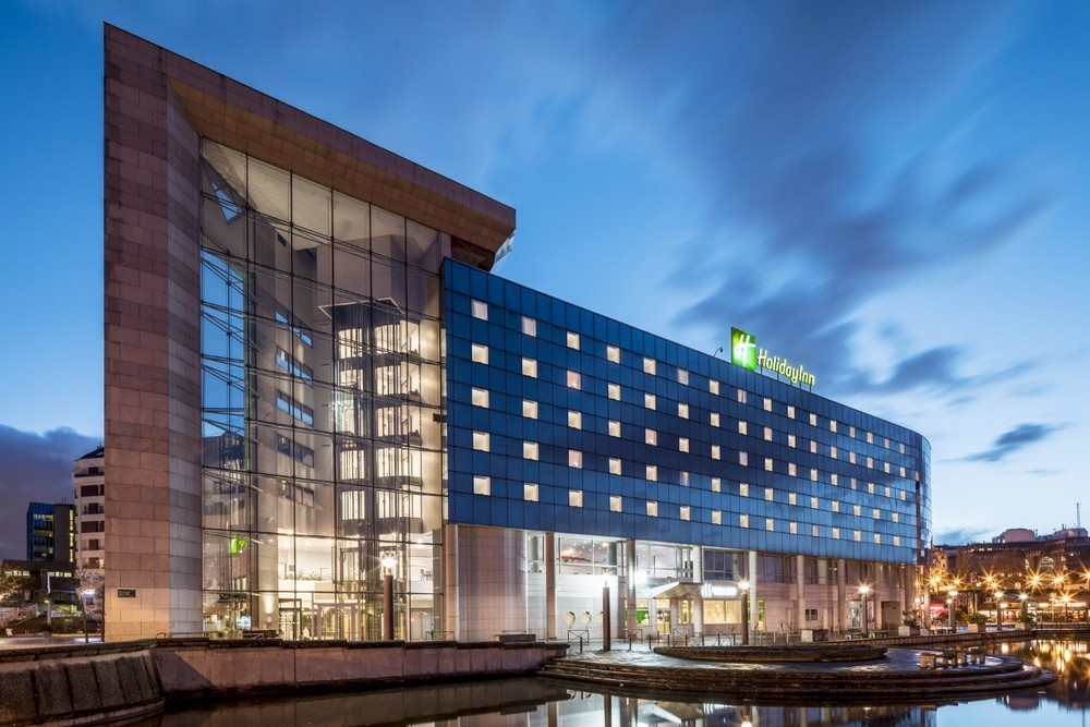 Holiday inn paris - Marne Valley - hotel front
