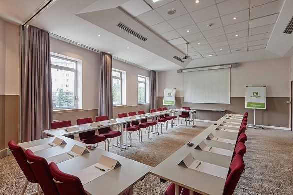 Holiday Inn Paris - Marne Valley - Sala de reuniones