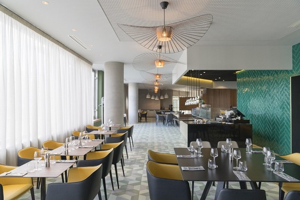 Holiday Inn Paris - Marne Valley - Restaurante