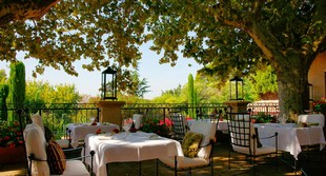 Villa gallici salle s minaire aix en provence 13 - Restaurant avec jardin aix en provence ...