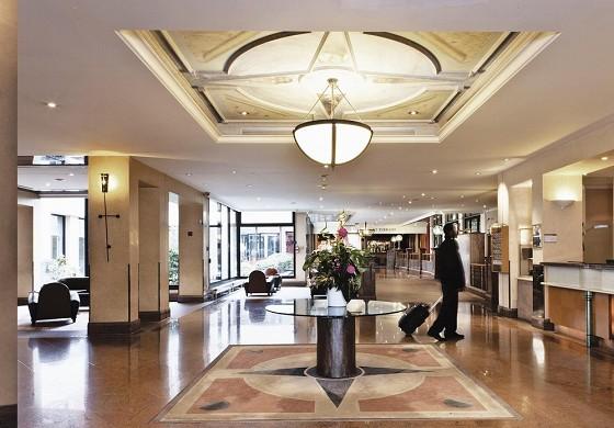 Millennium Hotel Paris Charles De Gaulle Roissy En France Seminar Room 95
