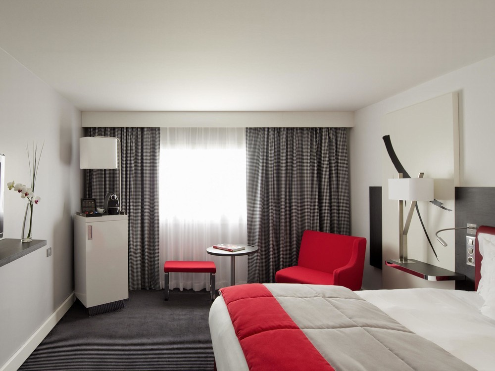 Mercure paris cdg airport  convention - chambre