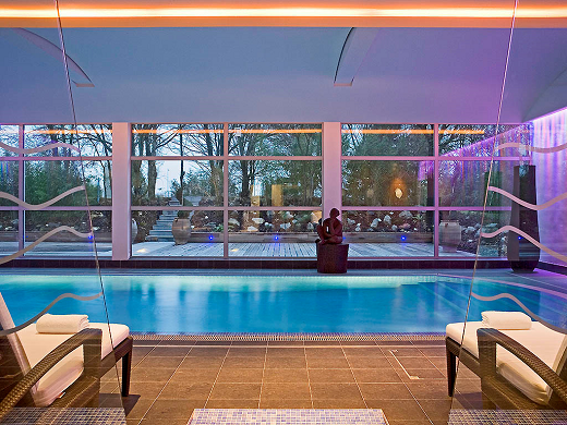 Mercure paris cdg airport convention - indoor heated pool