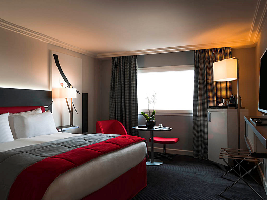 Mercure paris cdg airport convention - privilege room