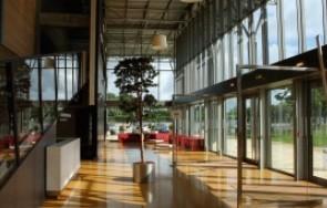 Megacite Amiens hall