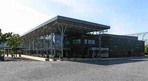 Megacite of expo center