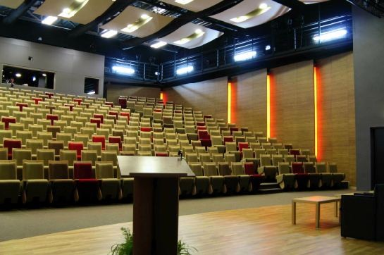 Megacite Amphitheater Exhibition Center