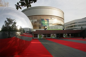 Cite Internationale Des Congres Nantes Metropole - Place of Congress in Nantes