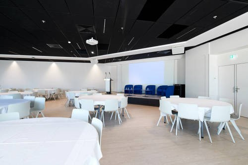 Jean monnier congress center - seminar room