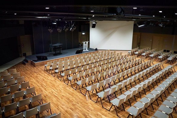 Jean monnier congress center - plenary room