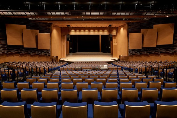 Jean monnier congress center - amphitheater