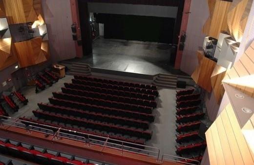 Palais des Congrès du Mans - anfiteatro b