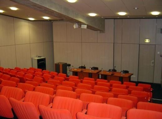 Palais des Congrès du Mans - anfiteatro