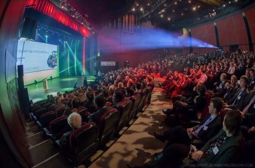 Mans Congress Center - auditorium