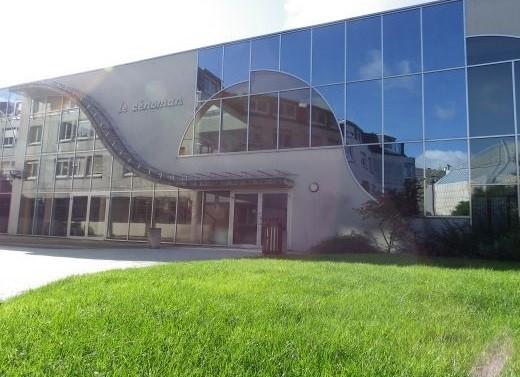 Palazzo dei congressi Mans - area del cenoman
