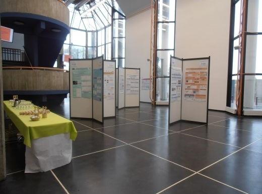 Palais des Congrès du Mans - sala espositiva