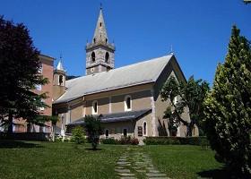 Notre Dame du Laus - seminario de Saint-Etienne-du-Laus
