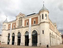 Halle aux Grains - Esterno