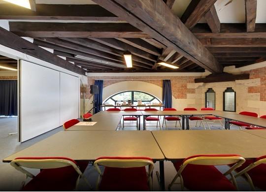 Halle aux grains - sala riunioni