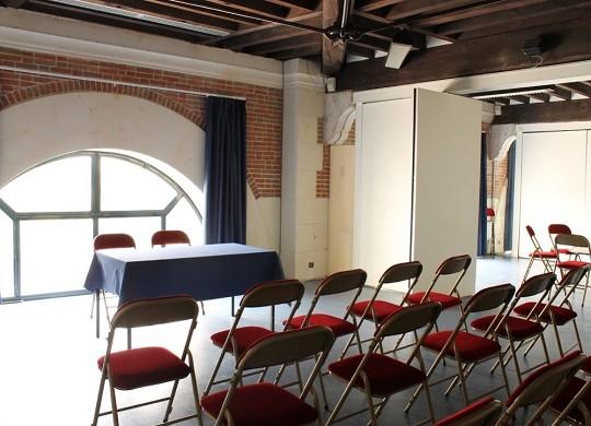 Sala dei cereali - sala per seminari