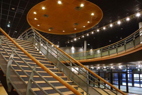 Sala Grande di organizzazione Auvergne 63 Congresso