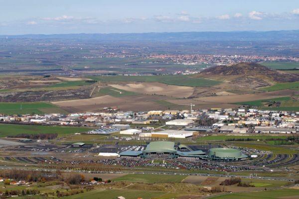 Grande Sala del Auvergne 63 vista panoramica