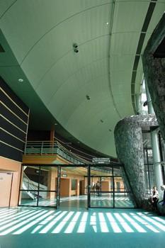 Grande Sala del interni Auvergne