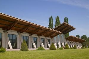 Palais des Congres Opera - Fassade