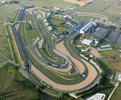 Circuit de Nevers Magny Cours - Nevers Magny-Cours