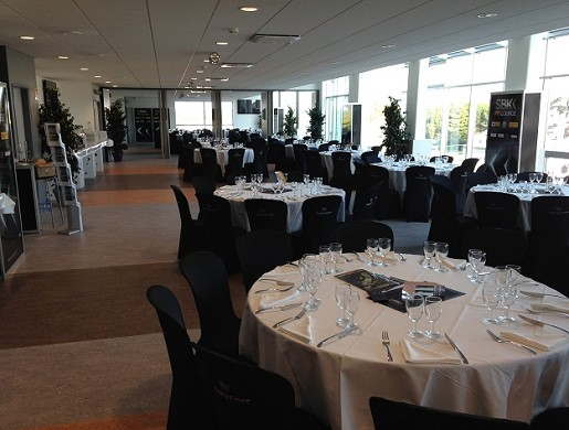 Circuit Nevers Magny Cours - reception room