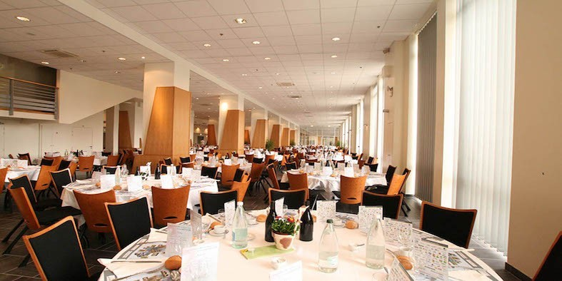 Saint Etienne convention center - room - the large living room