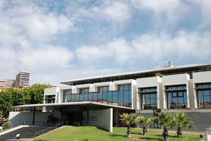 Palazzo dei congressi di Ajaccio - Esterno