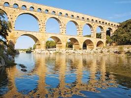 Pont du gard - patrimonio mundial de la humanidad - c yann de fareins