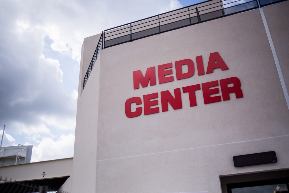 Media Center 2 - Circuit Paul Ricard