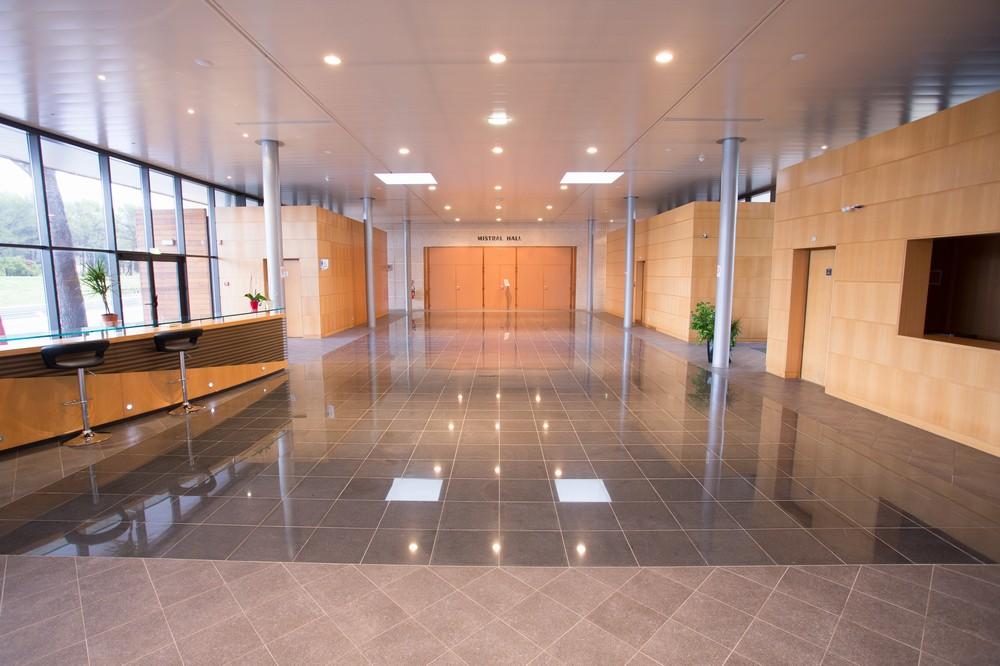 Mistral Hall 1 - Circuit Paul Ricard
