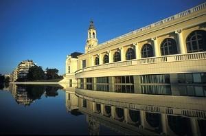 O Palais Beaumont - seminário de Pau