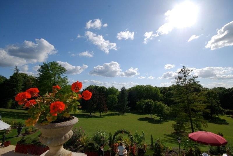 Chateau de la tour gouvieux - un parco di 5 ettari