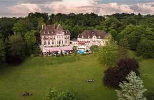 Sala seminari: Chateau de La Tour Gouvieux -