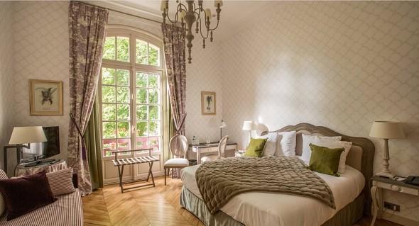 Chateau de la tour gouvieux - habitación prestige