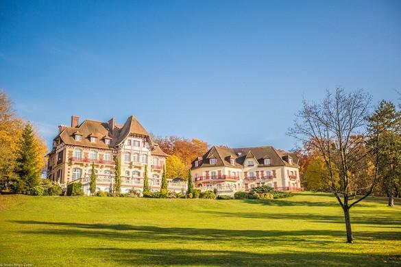Chateau de la tour gouvieux - seminario verde