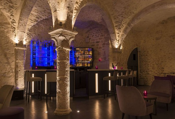 En las antiguas murallas - bar