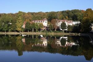 Hotel Les Etangs De Corot - ambiente excepcional
