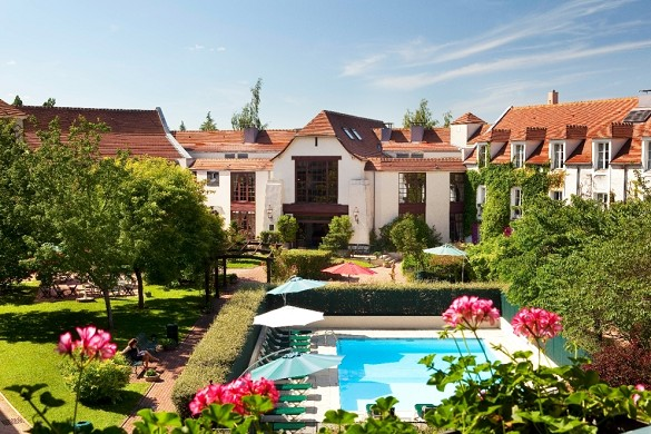 Manoir de Gressy - Manor luxury hotel 77