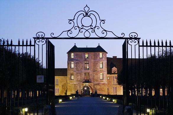 Las casas de campo - château de villiers le mahieu - inicio