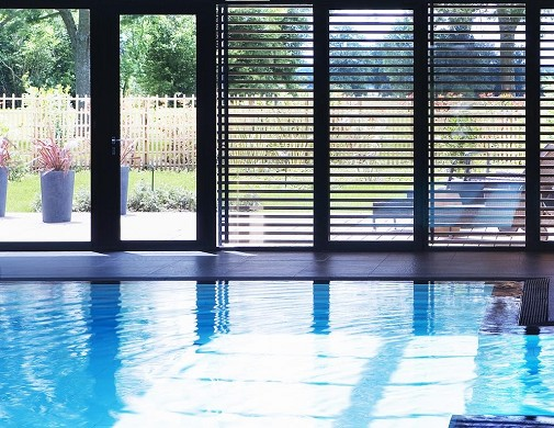 Casas rurales - castillo de villiers le mahieu - piscina