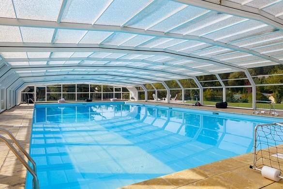 Castillo de Fillerval - piscina