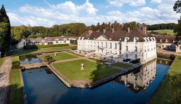 Castillo Fillerval - Oise Seminario Castillo