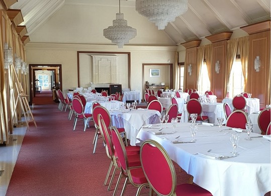 Exclusiv golf domaine d'apremont - meal for business